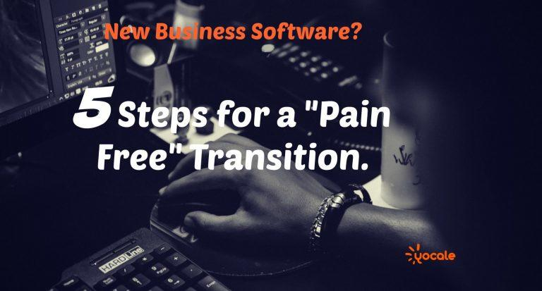 software transition